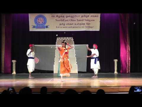 NEOTS 2015 Pongal - Dance Drama - Madurai Alli Rani Varugiral Parak Parak Parak
