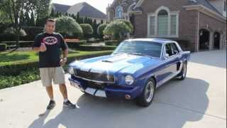1965 Ford Mustang Shelby GT350 Clone Classic Muscle Car for Sale in MI Vanguard Motor Sales