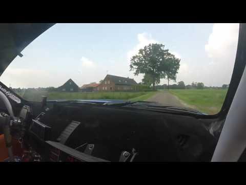 ELE Rally 2016 Onboard KP Spoordonk - Tijink / Rietveld - Nissan 350Z