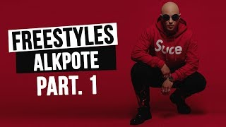 👉 ALKPOTE 👈 | MEDLEY FREESTYLES (PART 1)