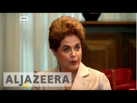 Brazil's suspended leader Dilma Rousseff to face impeachment