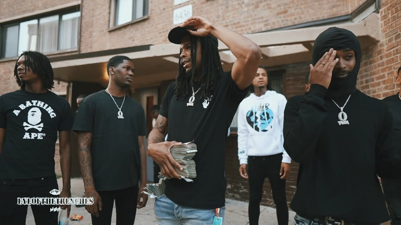 O'blocks Munna Duke FIRST Vlog & Video (Wears Every OBlock Chain)   Premiered By🎥: @youngwill2