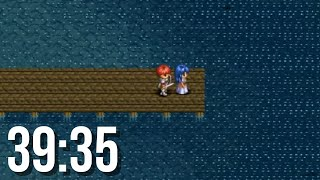 Ys I Chronicles - Any% Speedrun in 39:35 (Personal Best)