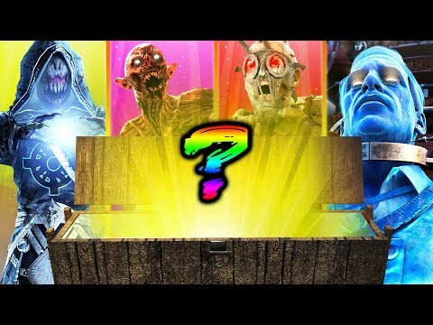 TWO BOX EASTER EGGS!! // ZOMBIES EASTER EGG CHALLENGE! (Call of Duty: Zombies)