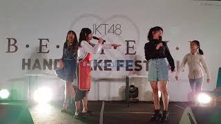 JKT48 - Games Session 3 @. HS Believe