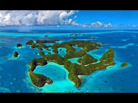 PALAU, Seventy Islands: Amazing Planet