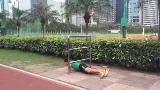城大fit男fit女跑步訓練片段 fitogether大挑戰