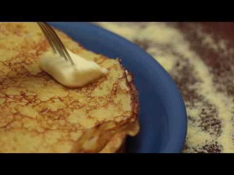 How To Make Gluten-Free Corn Flour Pancakes