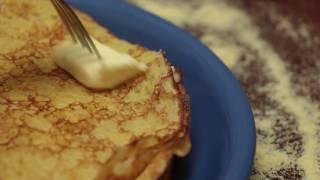 How To Make Gluten-Free Corn Flour Pancakes