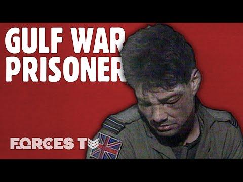 Desert Storm: Pilot Relives Capture, Torture & Release | Forces TV