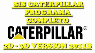 😎👉CAT SIS 2018 : CATERPILLAR SIS | CAT SIS 2018 & 2019 3D 2D IMAGES Full Activated