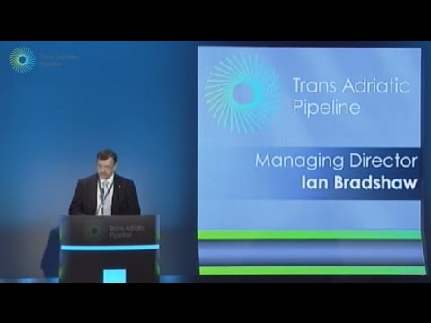 Ian Bradshaw (TAP AG Managing Director)  | Opening and Welcoming speech