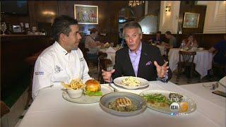 Tony's Table: Mistral French Bistro In Sherman Oaks