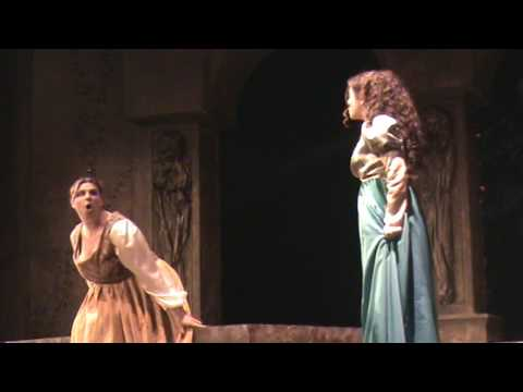 Romeo & Juliet | The clock struck nine...| Five Towns College