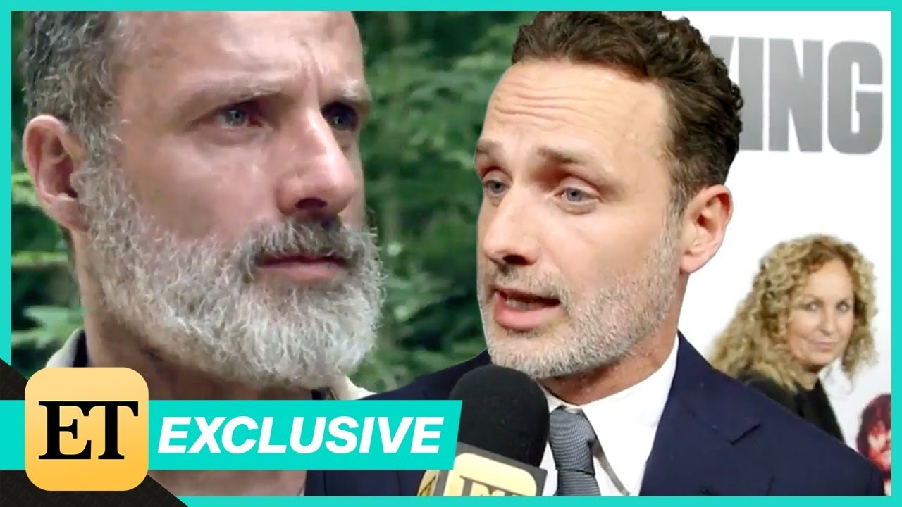 Download Andrew Lincoln Teases a Bloody Goodbye to Rick Grimes on The Walking Dead Season 9! (Exclusive)