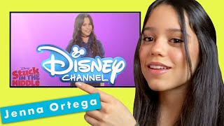 'Yes Day' Star Jenna Ortega Reacts to Her Iconic Disney Roles! | Breakdown Breakdown | Cosmopolitan