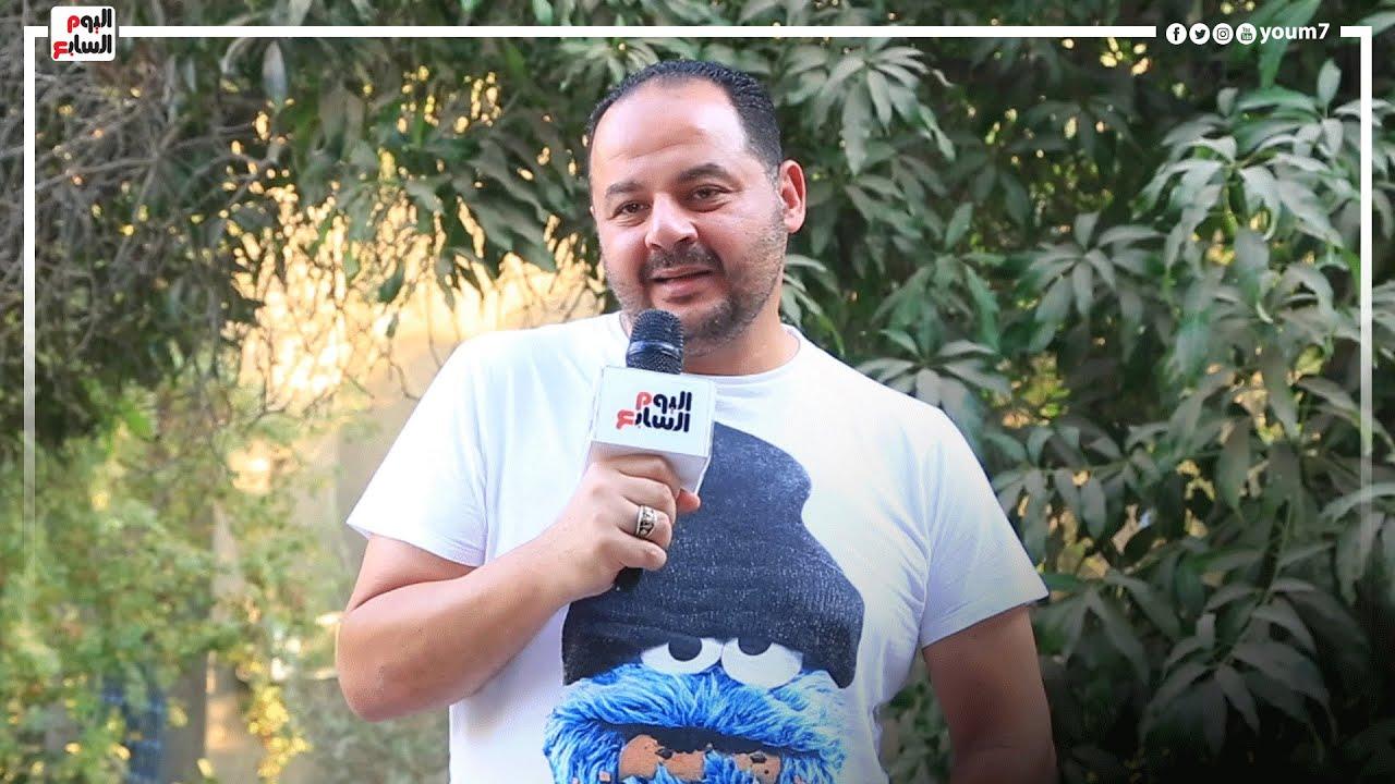 المخرج إسماعيل فاروق يكشف لتليفزيون اليوم السابع اصعب لجظات التصوير   في  حدوتة -في عشق البنات-  - نشر قبل 2 ساعة
