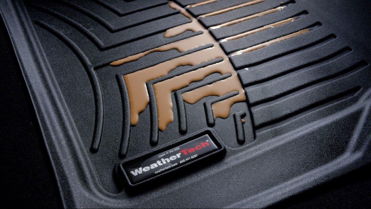 Weathertech floor mats commercial - We Know Mercedes Weathertech Commercial