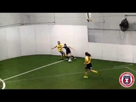 TOCATV: Toca Juniors U13 Girls Cheetahs (3rd Goal Isabella)