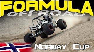 R2 Formula Offroad MATRAND   Norway Cup 2018
