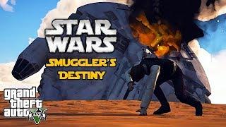 GTA 5: STAR WARS - Smuggler's Destiny (Machinima)