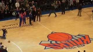 NBA 2013/14: New York Knicks vs. Philadelphia 76ers (Live at Madison Square Garden)
