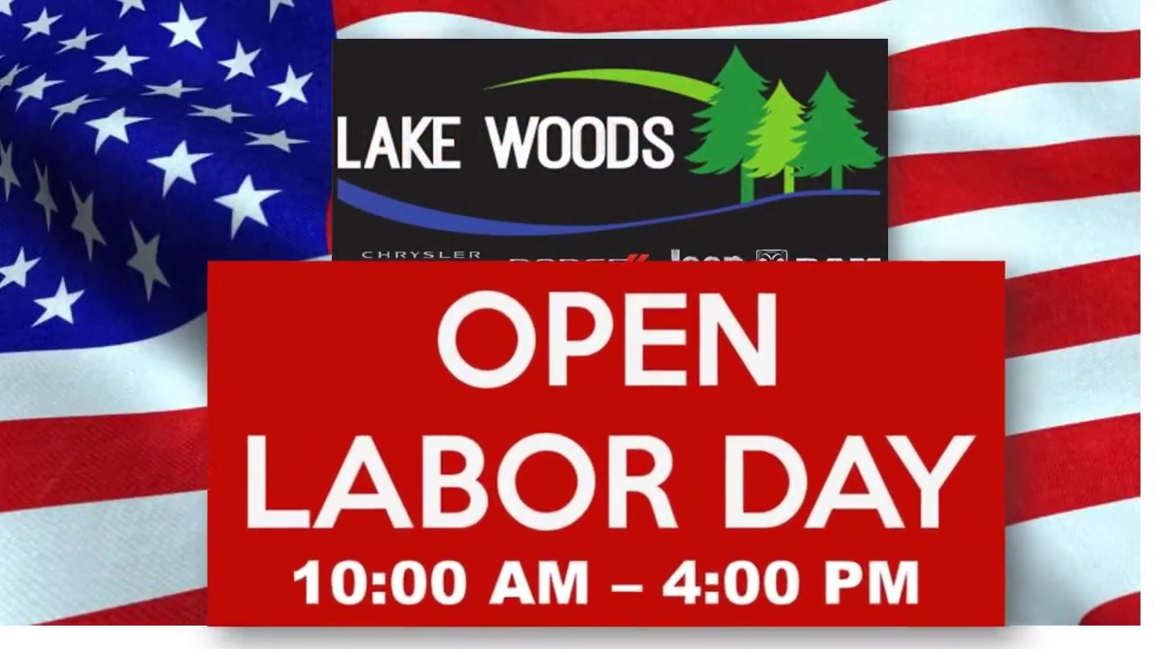 Keep Calm We Are Open Labor Day Youtube