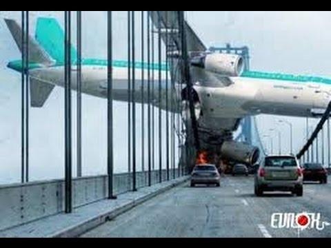 Airplane Crash Compilation