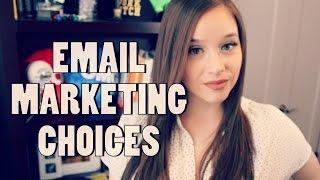 mailchimp vs aweber the email marketing debate