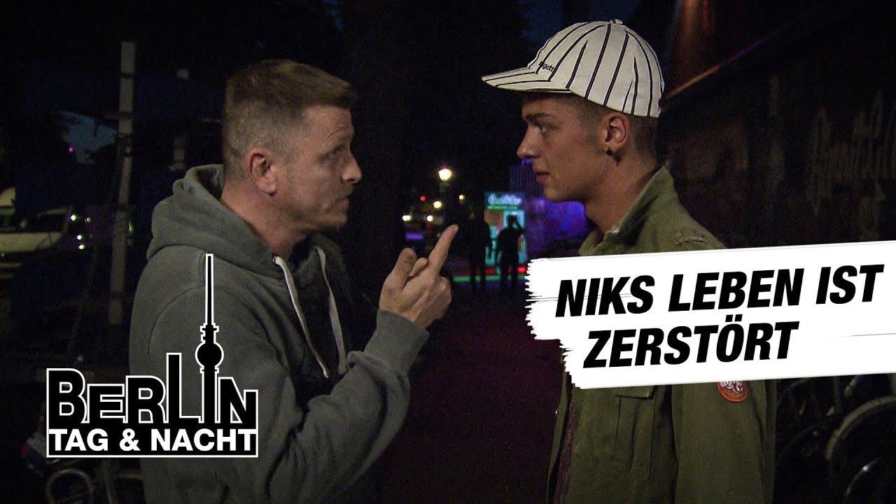 Berlin - Tag & Nacht - Niks Leben vom eigenen Vater zerstört #1757 - RTL II