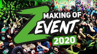 Making-of ZEVENT 2020, les coulisses