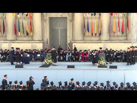 UC Berkeley College of Engineering Graduate Commencement Cer