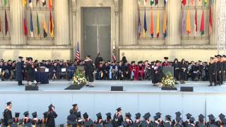 UC Berkeley College of Engineering Graduate Commencement Ceremony (Master's and Ph.D.)
