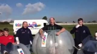 Bubble Soccer - Scats Bouncing Castles