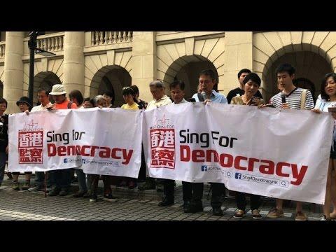 20 Jahre Sonderverwaltungszone: Hongkong am Wendepunkt?