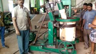 Wood oil machine we are supplying to anywhere contact 9442474533 thumbnail