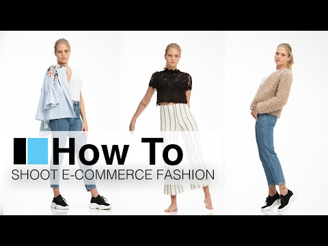 broncolor 'How To': E-commerce fashion shoot