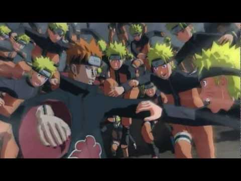 Heaven Shaking Event (Full Version) -- Naruto Shippuden Soundtrack 1, Track 2