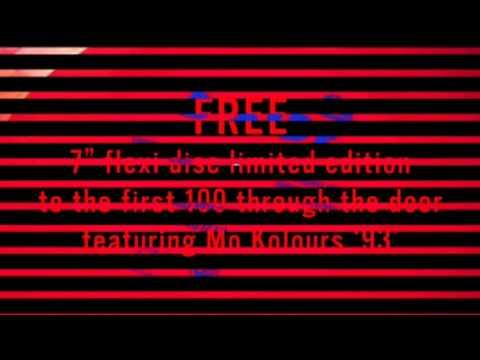 SCRATCH PRESENT B-SIDE ft Mo Kolours + exclusive free flexi vinyl