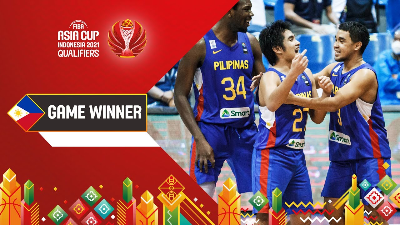 AMAZING Buzzer Beater by Belangel for the win! | Korea vs. Philippines