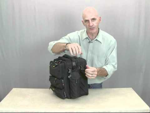 31e128fe3f9 Brightline Bags B10 Classic Flight Bag - YouTube