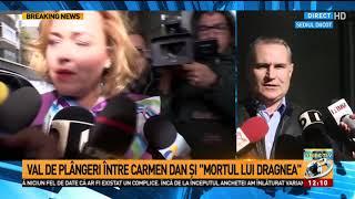 Mortul lui Dragnea o reclamă pe Carmen Dan la DIICOT