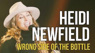 Heidi Newfield Wrong Side of The Bottle YouTube Videos