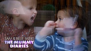 Paul and Nelly's Sleepover Gets Out Of Control  | The Mummy Diaries