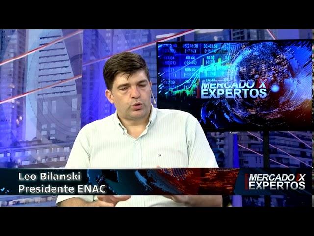 """""""Los bancos no están mostrando predisposición"""" Leo Bilanski en MxE"""