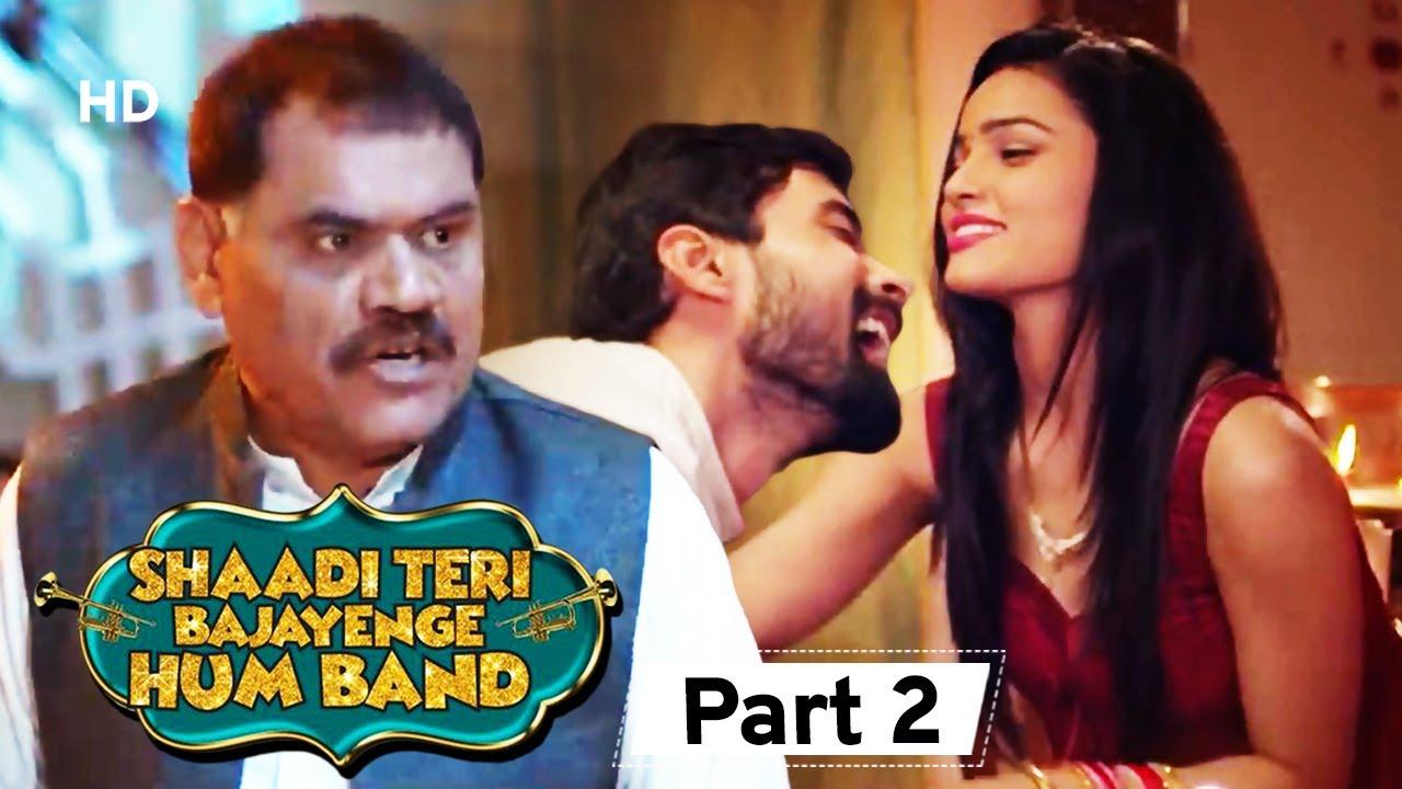 Download Shaadi Teri Bajayenge Hum Band - Bollywood Comedy Movie - Part 2 - Rajpal Yadav - Rahul Bagga