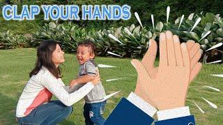 Clap Your Hands - Ayo Menari dan Menyanyi Lagu Tepuk Tangan
