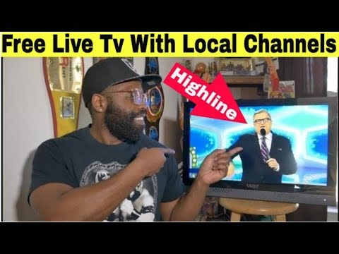 Free Live TV - (Plus All Your Local Channels) Highline Tv