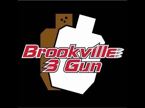 Brookville 3 gun and my first ever 3 gun