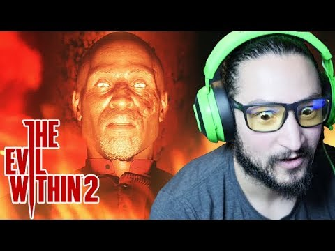 A NEW FRIEND OR FOE ?  - The Evil Within 2 Part 8